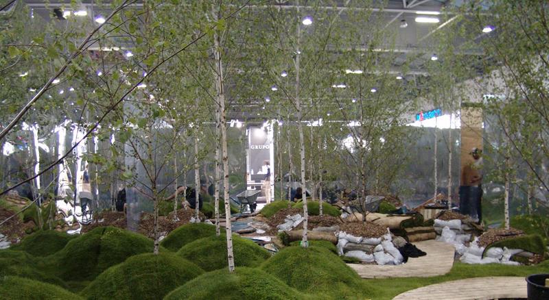 Grand Designs Diarmuid Gavin Show Garden