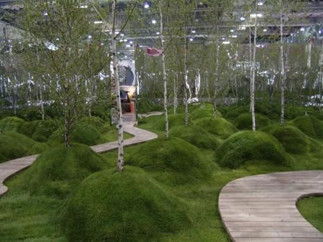 Grand designs diarmuid gavin show garden for Grand designs garden