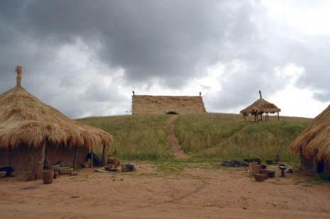 Kuba village