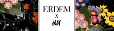 "ERDEM x H&M ""The Secret Life of Flowers"""